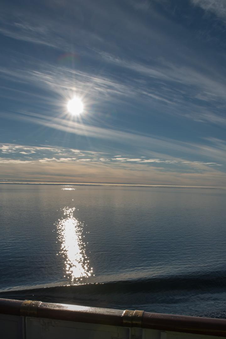 Svalbard h midnatt sol i norr-21